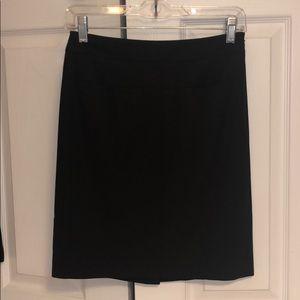Theory Skirts - Theory Black 'Marine' Skirt - NWOT